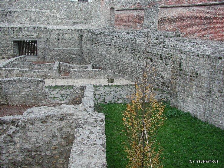 City walls of Sopron, Hungary