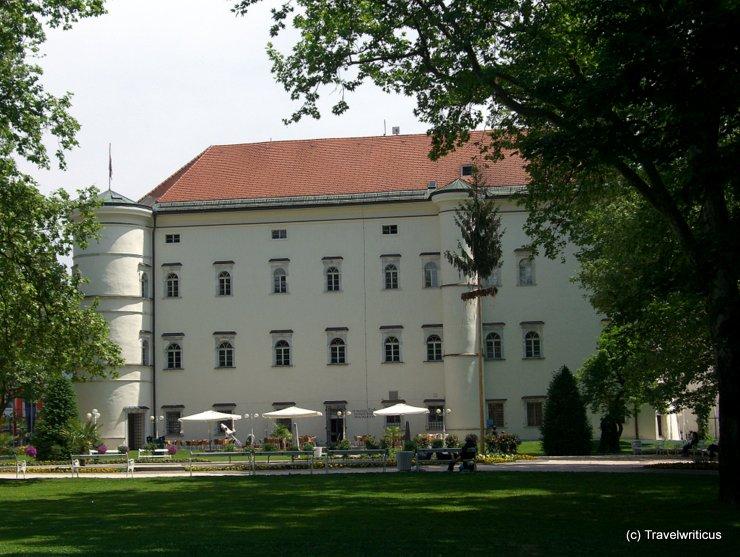 Porcia Castle in Spittal an der Drau, Austria