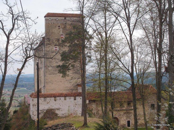 Neuhaus Castle near Stubenberg, Austria