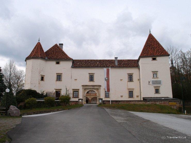 Castle hotel Stubenberg in Stubenberg, Austria