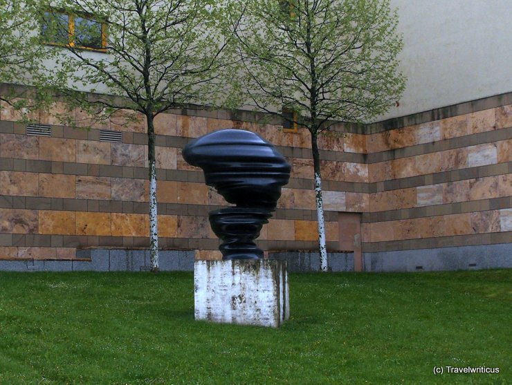 Sculpture 'Points of View' in Stuttgart, Germany