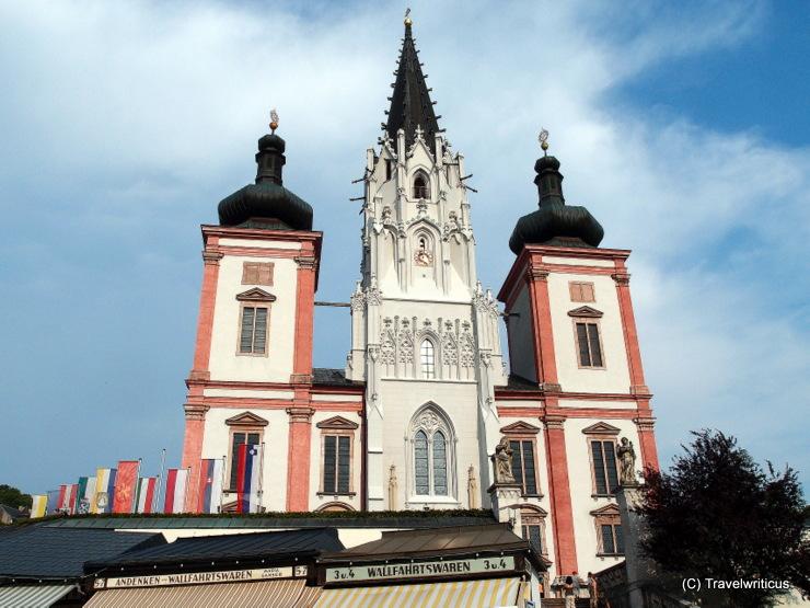 Mariazell Basilica in Styria, Austria
