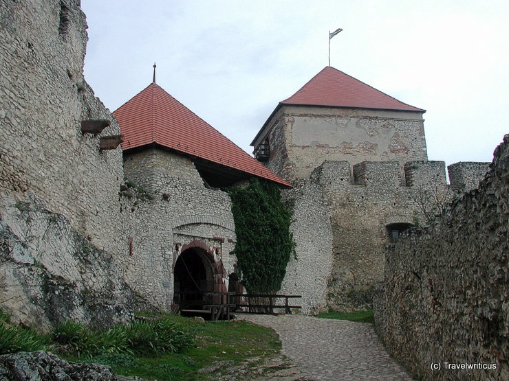 Sümeg Castle in Sümeg, Hungary