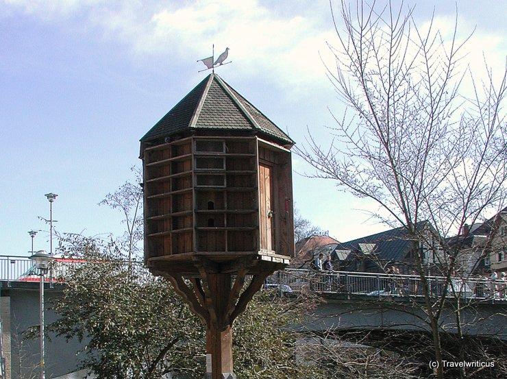 Dovecote in Tübingen, Germany