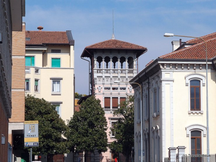 An altana in Udine, Italy