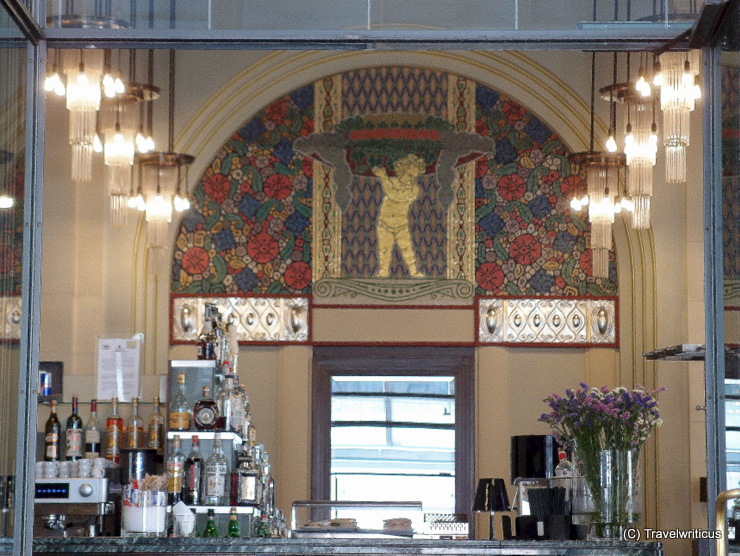 Caffé Contarena in Udine, Italy