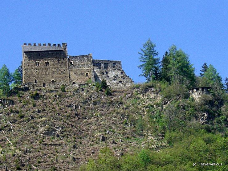 Frauenburg Castle in Unzmarkt, Austria