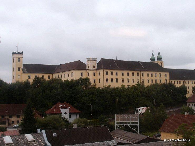 Lambach Abbey in Lambach, Austria