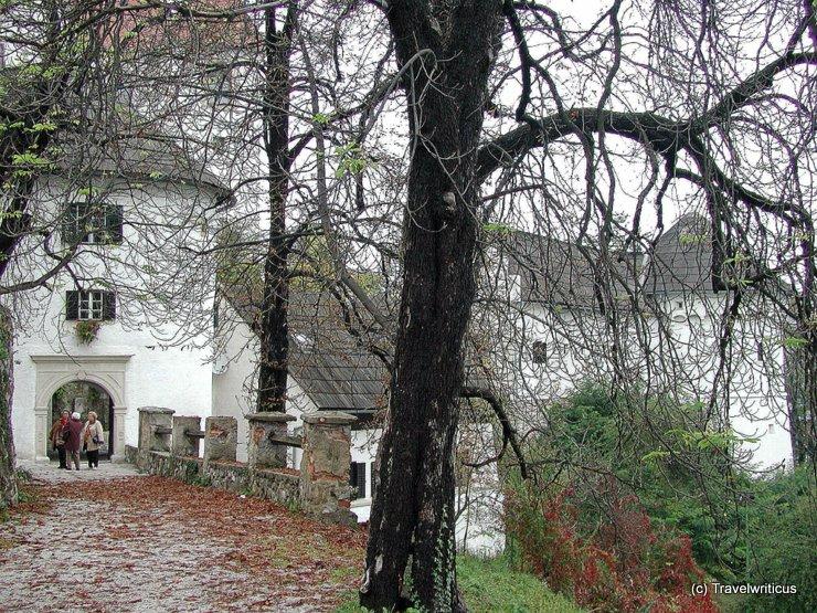 Velenje Castle in Velenje, Slovenia
