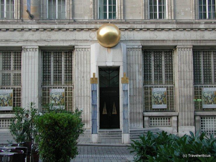Bank Austria Kunstforum in Vienna, Austria
