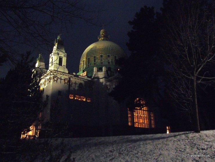 Church at Steinhof in Vienna, Austria