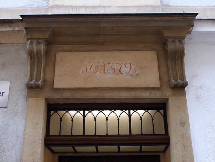 Descriptive number 1379 in Vienna, Austria