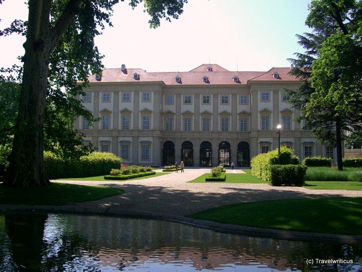 Liechtenstein Garden Palace in Vienna, Austria