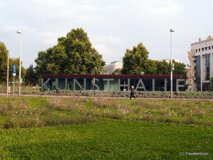 Kunsthalle at Karlsplatz in Vienna, Austria