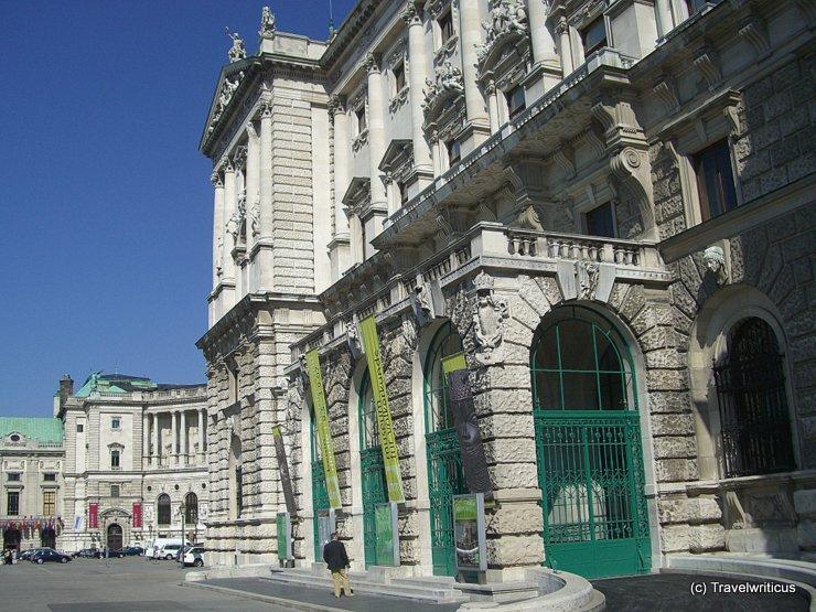 Museum of Ethnology in Vienna, Austria
