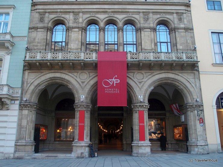 Palais Ferstl in Vienna, Austria