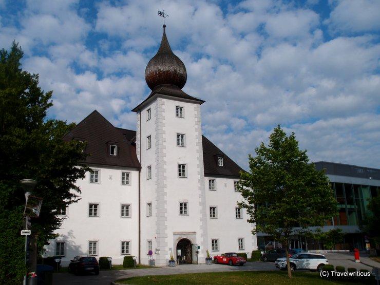Schloss an der Eisenstrasse in Waidhofen/Ybbs, Austria