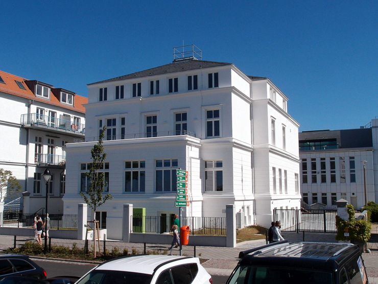 Heinkel Villa in Warnemünde, Germany