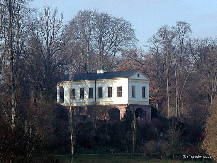'Roman house' (18th century) in Weimar, Germany