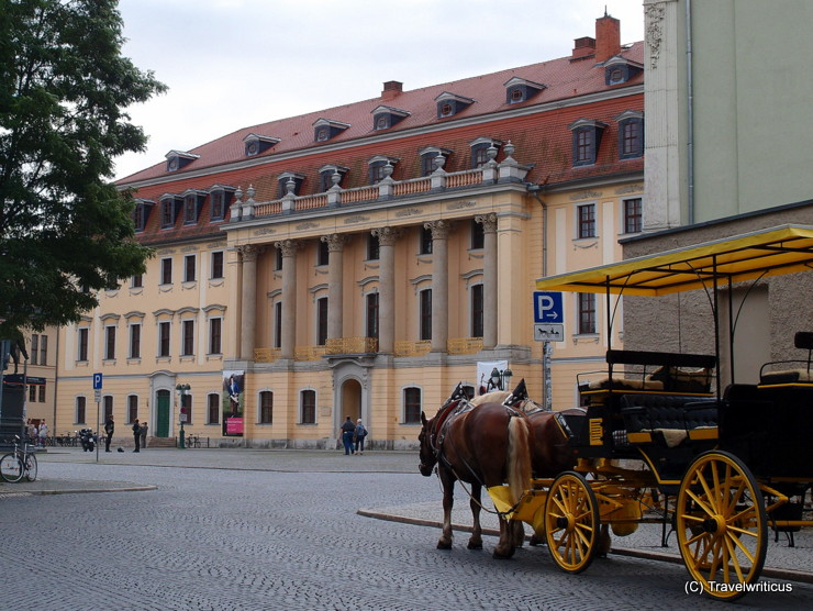 University of Music Franz Liszt in Weimar, Germany