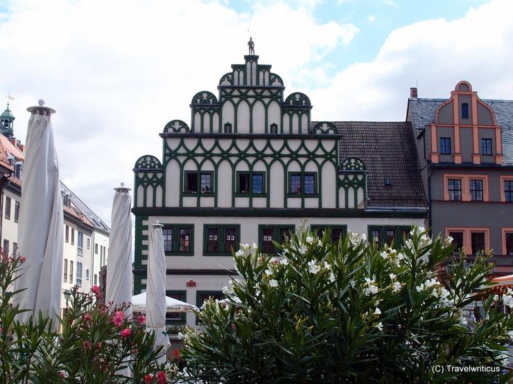 Weimarer Stadthaus in Weimar, Germany