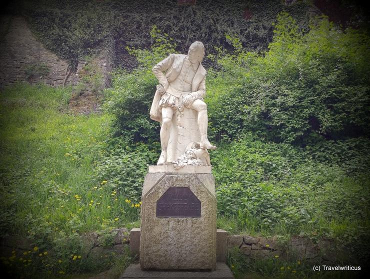 William Shakespeare Monument in Weimar