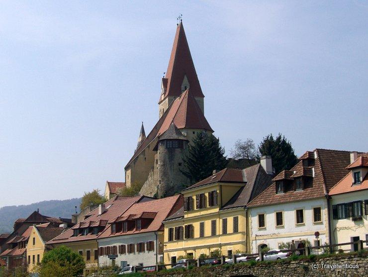 Awesome Church Topics #3: Weissenkirche-fortified-church.jpg