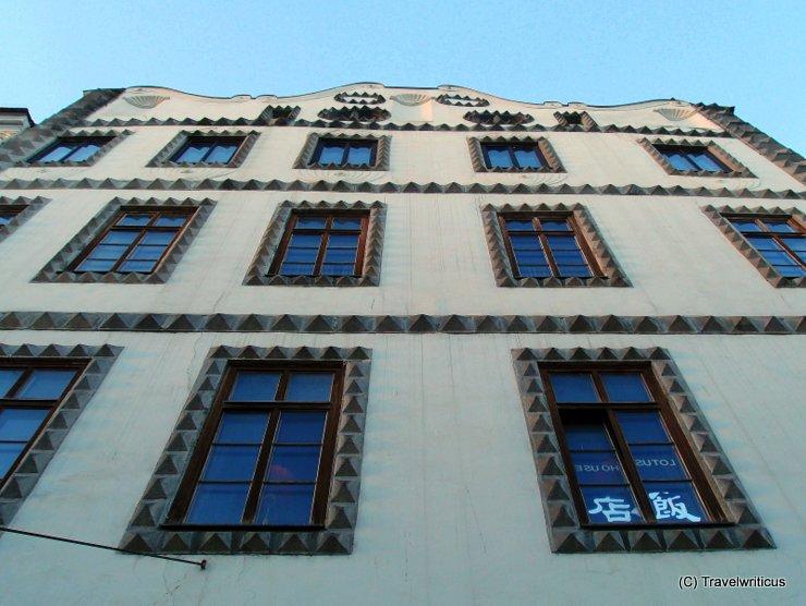 Freihaus of Christoph Weiß in Wels, Austria